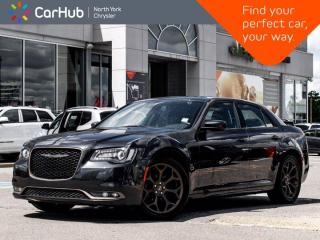 Used 2019 Chrysler 300 300S Alpine Sound Panoramic Sunroof Navigation Bluetooth Heat Seats Remote Start for sale in Thornhill, ON