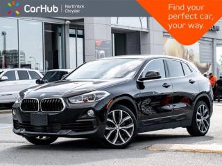 Used 2019 BMW X2 xDrive28i Panoramic Sunroof Backup Camera Collision Warn Lane Keeping Heated Seats for sale in Thornhill, ON