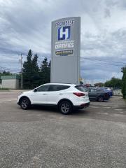 Used 2016 Hyundai Santa Fe Sport FWD BAS KILOS 1 SEUL PROPRIÉTAIRE for sale in St-Félicien, QC