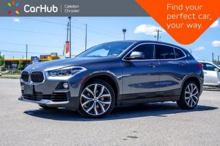 Used 2019 BMW X2 xDrive28i Navigation Panoramic Sunroof Backup Camera Bluetooth Heated Seats 19