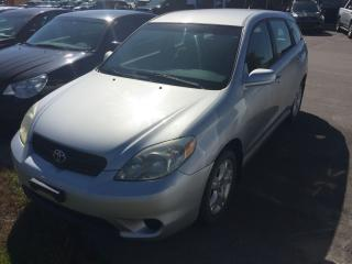 Used 2006 Toyota Matrix XR for sale in Alliston, ON