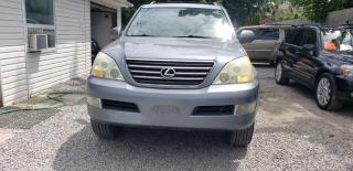 Used 2004 Lexus GX 470 for sale in Oshawa, ON