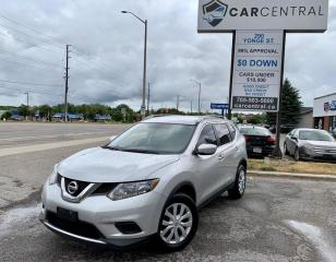 Used 2015 Nissan Rogue S | BACKUP CAMERA | BLUETOOTH | for sale in Barrie, ON