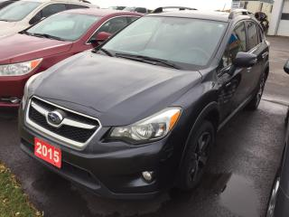 Used 2015 Subaru XV Crosstrek Hybrid for sale in Alliston, ON