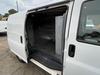 Used 2013 GMC Savana savana 3500 no window shelf divder sliding door for sale in North York, ON