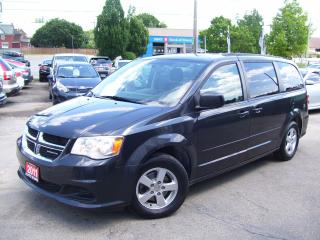 Used 2011 Dodge Grand Caravan SXT,CERTIFIED,BLUETOOTH,A/C,TINTED,STOW & GO SEATS for sale in Kitchener, ON