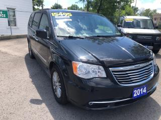 Used 2014 Chrysler Town & Country TOURING for sale in St Catharines, ON