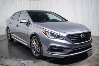 Used 2016 Hyundai Sonata ULTIMATE CUIR TOIT NAV for sale in St-Hubert, QC