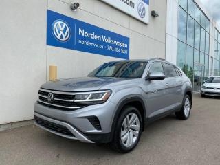 New 2020 Volkswagen Atlas Cross Sport Execline for sale in Edmonton, AB