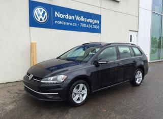 New 2019 Volkswagen Golf Sportwagen Comfortline 4dr AWD 4MOTION Wagon for sale in Edmonton, AB