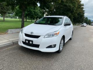 Used 2009 Toyota Matrix for sale in Kelowna, BC