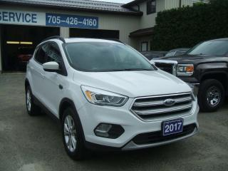 Used 2017 Ford Escape SE, 4X4, Nav.Pano Roof for sale in Beaverton, ON