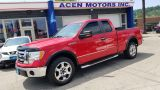 Photo of Red 2009 Ford F-150