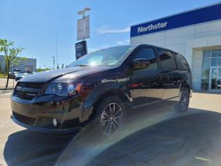 Used 2019 Dodge Grand Caravan GT LEATHER/STOWNGO/BACKUPCAM/POWERDOORANDTRUNK for sale in Edmonton, AB