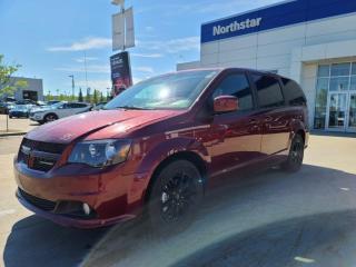 Used 2020 Dodge Grand Caravan GT LEATHER/STOWNGO/BACKUPCAM/POWERDOORANDTRUNK for sale in Edmonton, AB