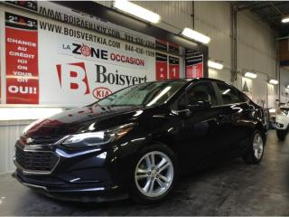 Used 2016 Chevrolet Cruze CRUZE LT MAG DÉMARREUR A DISTANCE BLUETOOTH !! for sale in Blainville, QC