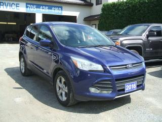 Used 2016 Ford Escape SE, FWD for sale in Beaverton, ON