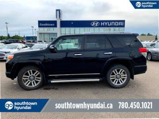 Used 2012 Toyota 4Runner SR5/BACKUP CAM/SUNROOF/7PASS for sale in Edmonton, AB