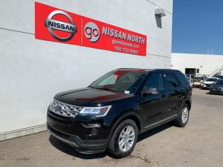 Used 2019 Ford Explorer XLT 4dr 4WD Sport Utility for sale in Edmonton, AB