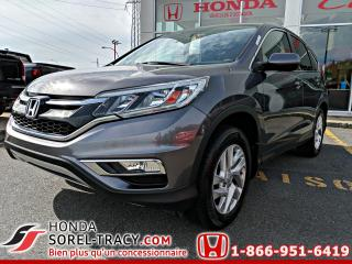 Used 2016 Honda CR-V EX TRACTION INTÉGRALE for sale in Sorel-Tracy, QC