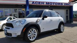 Used 2014 MINI Cooper Countryman S- ALL4 AWD -NAVIG for sale in Hamilton, ON