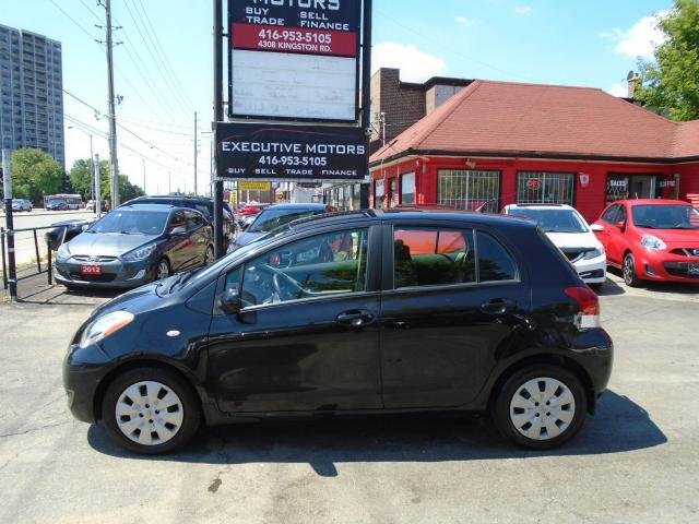 2010 Toyota Yaris LE/ CERTIFIED .NO ACCIDENT / LOW KM / A/C / MINT