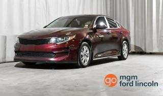 Used 2016 Kia Optima LX FWD for sale in Red Deer, AB