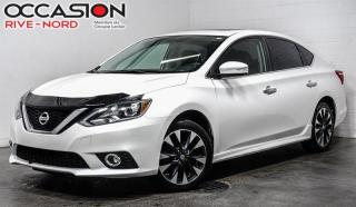 Used 2016 Nissan Sentra SR TOIT.OUVRANT+BLUETOOTH+SIEGES.CHAUFFANTS for sale in Boisbriand, QC