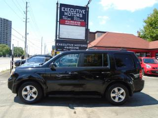 Used 2011 Honda Pilot LX / 8 PASSENGER / CERTIFIED / NO ACCIDENT / A/C for sale in Scarborough, ON