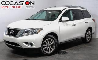 Used 2016 Nissan Pathfinder SV AWD MAGS+CAM.RECUL+SIEGES.CHAUFFANTS for sale in Boisbriand, QC