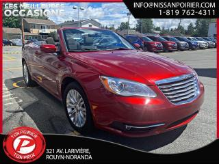 Used 2011 Chrysler 200 Touring BIJOUX for sale in Rouyn-Noranda, QC
