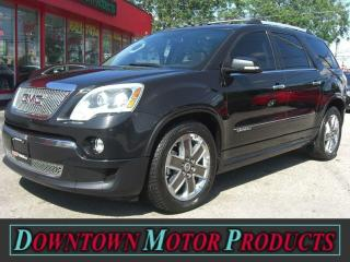 Used 2011 GMC Acadia Denali 4WD for sale in London, ON
