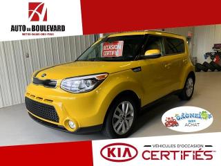 Used 2016 Kia Soul EX+ AUTO CAMÉRA BEAU LOOK for sale in Notre-Dame-des-Pins, QC