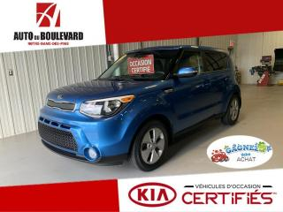 Used 2015 Kia Soul LX+ M6 TOUT EQUIPE SIEGES CHAUFF for sale in Notre-Dame-des-Pins, QC