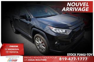 Used 2019 Toyota RAV4 XLE PREMIUM  CUIR  INTÉGRALE for sale in Drummondville, QC