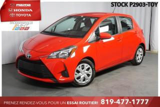 Used 2019 Toyota Yaris LE| CAM RECUL| SAFETY SENSE for sale in Drummondville, QC