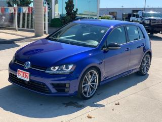 Used 2017 Volkswagen Golf R for sale in Tilbury, ON