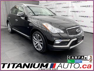 Used 2016 Infiniti QX50 AWD+GPS+360 Camera+Bose Sound+HID & LED Lights+XM for sale in London, ON