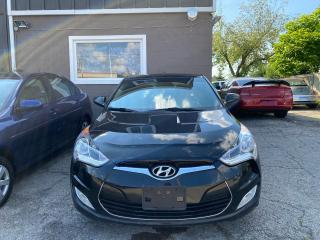 Used 2013 Hyundai Veloster **w/Tech**REARVIEW CAMERA**NAV**BLUETOOTH** for sale in Hamilton, ON