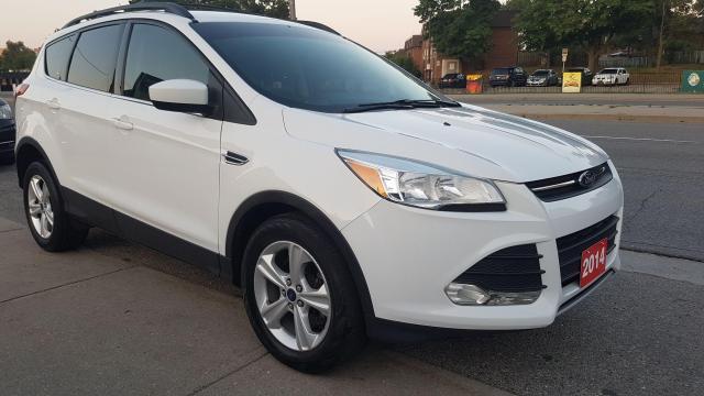 2014 Ford Escape SE-MINT-ONLY 83K-NAVI-BK UP CAM-ECO-BLUETOOTH-AUX