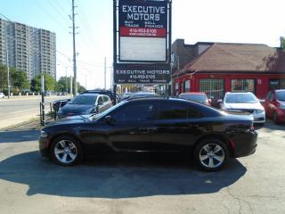 Used 2015 Dodge Charger SXT/ MINT / REMOTE START/ ALLOYS / LOADED / SHARP for sale in Scarborough, ON
