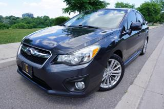 Used 2012 Subaru Impreza LIMITED / 1 OWNER / HATCHBACK / IMMACULATE SHAPE for sale in Etobicoke, ON
