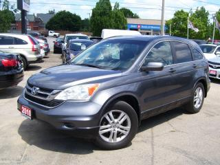 Used 2010 Honda CR-V EX,ONE OWNER,AWD,SUNROOF,ALLOYS,CERTIFIED,TINTED for sale in Kitchener, ON