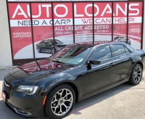 Used 2017 Chrysler 300 300S-ALL CREDIT ACCEPTED for sale in Scarborough, ON