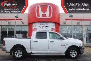 Used 2016 RAM 1500 ST-4X4-ONE OWNER-LOW KM for sale in Sudbury, ON