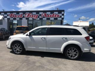 Used 2011 Dodge Journey R/T AWD LEATHER for sale in Saskatoon, SK