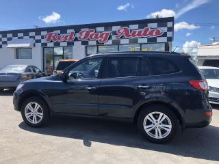 Used 2012 Hyundai Santa Fe Limited AWD V6 Leather for sale in Saskatoon, SK