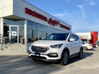 Used 2017 Hyundai Santa Fe Sport Limited AWD | NAVI | for sale in Winnipeg, MB