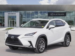 New 2020 Lexus NX 300 Luxury for sale in Winnipeg, MB