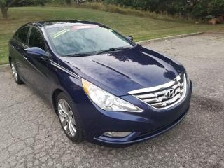 Used 2013 Hyundai Sonata SE,LEATHER,,SUNROOF, ALLOY WHEELS, NO ACCIDENT for sale in Mississauga, ON